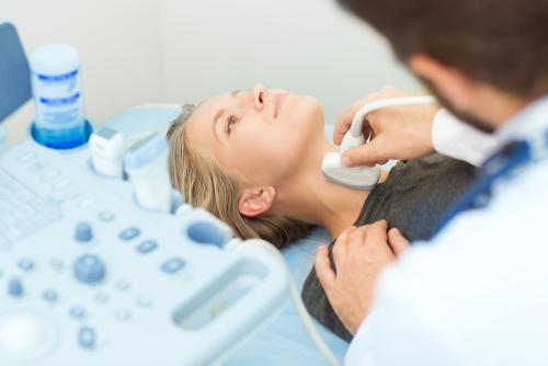 Nyaki Ultrahang vizsgálat